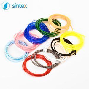 Kolorowe węże plastikowe - filofuny